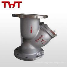 Carbon steel Y Type nylon strainer
