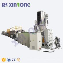 hdpe pipe extrusion machine/line pe pipe making line price