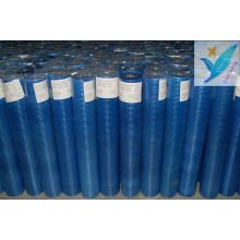 10 * 10 malha de rede de fibra de vidro 90G / M2