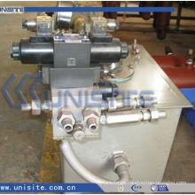 Émbolo de la alta calidad que cambia el yugo tipo timón de dirección hidráulico (USC-11-004)
