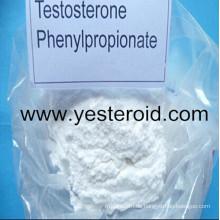 Gesundes rohes Steroid-Pulver Testosteron Phenylpropionate 1255-49-8