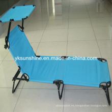 Cama de campamento al aire libre plegable XY - 207C