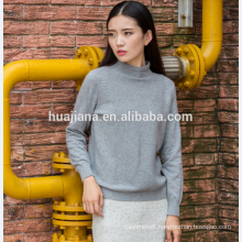 Basic design woman's knitting sweater