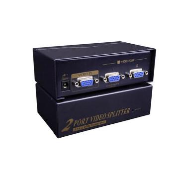 250MHz 2 port VGA Splitter
