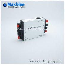 Amplificador de la señal del regulador del amplificador del RGB de DC12V-24V