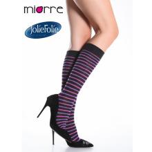 Miorre BC Madison Cotton Women Knee High Socks 80 Denier