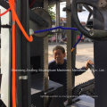 Две Ленточнопильный Станок Вертикальный Ленточнопильный Машина Высокой Эффективности Бревен Ленточная Пилорама