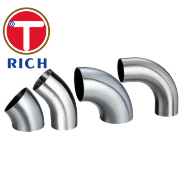 316L 304L Stainless Steel 90 Degree LR Elbow