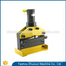 Überlegene stabile hydraulische Werkzeuge elektrische Aluminiumprägemaschine-Transformator-Gebrauch-Stromschienen-Maschine