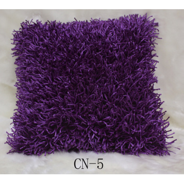 Polyester Cushion dengan warna solid