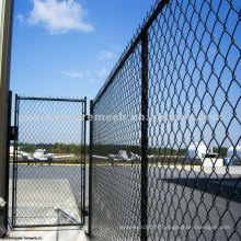 Electro Galvanized Chain Link Fence Fabricant