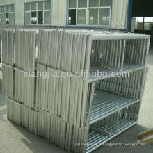 Échafaudage de cadre de la construction H (fabriqué à Tianjin, Chine)