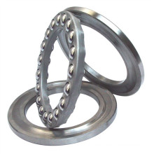 China manufacturer supply 3 inch stainless steel thrust ball bearing Dimensions Tolerances Misalignment
