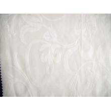 Tissu à rayures 100% coton pour l'établissement de jeux de lit