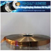 Ruban Mylar à l'émail isolant en cuivre 25mm de Cablemar