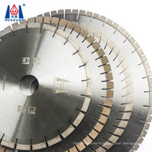 sharp large circular diamond saw blades and travertine cutting diamond blade with incline diamond segment