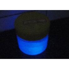 purple light luminous powder