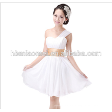 sexy une épaule robe de soirée robe de soirée