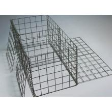 Barrera Hesco / Gabion soldado / Protección hexagonal Gabions / Gabion Cesta