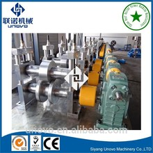 steady speed electrical cabinet rack roll forming machine