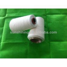 40S/1 milk fiber yarn eco-friendly and healthy new fuctinal fiber yarn