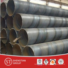 China Supplier API 5L SSAW Carbon Steel Pipe