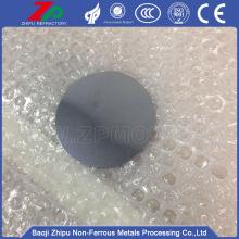 Пластина из молибдена высокой чистоты Mo1 99,95%