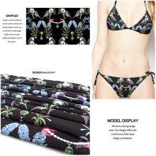 Amazing Printed Swimwear Fabric Jersey Dress Fabric