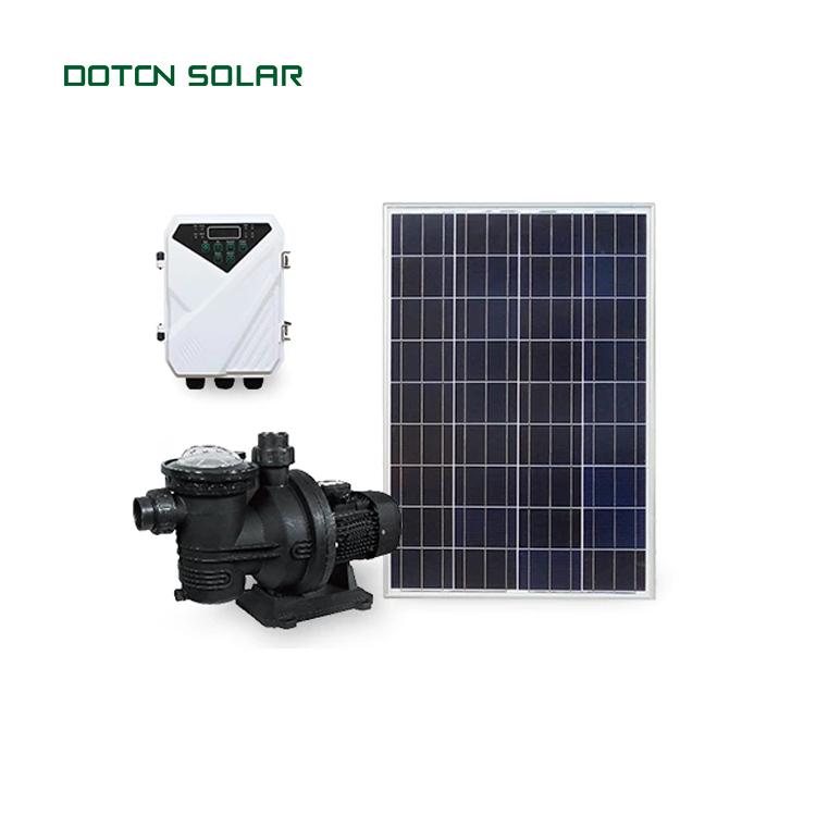 Погружные глубинные водяные насосы на солнечных батареях Погружные насосы на солнечных батареях