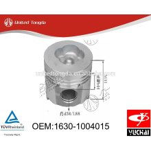 1630-1004015 Original yuchai engine YC6105 piston for Chinese truck