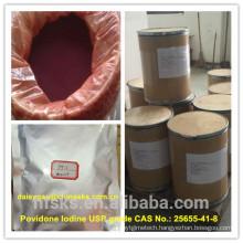 Povidonum Iodinatum/PVP Iodine/ Povidone Iodine