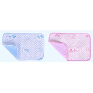 Almofada do tecido do bebê do bebê do algodão 100%, fraldas do bebê