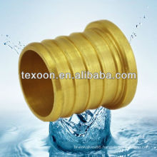 copper pex barbed plugs pipe fitting TX04200 Series with CSA