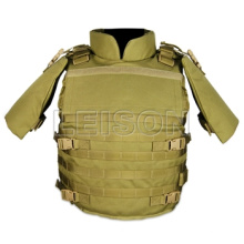 Kevlar or Tac-Tex Bulletproof Vest with Nij Iiia