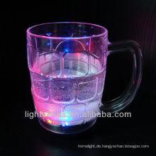 LED-Leuchten Blinkendes Champagnerglas