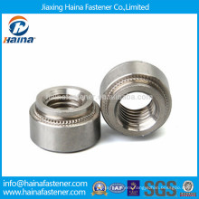 In stock PEM FH stainless steel self chinch nut