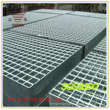 Hot Dipped Steel Grating