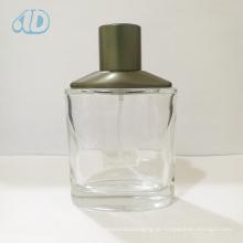 Garrafa cosmética de vidro quadrada do pulverizador Ad-P388