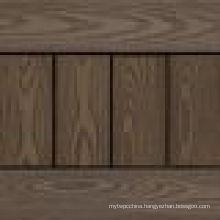 Wood Plastic Composite WPC DIY Tile for Balcony 300*300