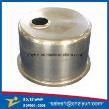 Pièce de dessin profond d'acier inoxydable adaptée aux besoins du client