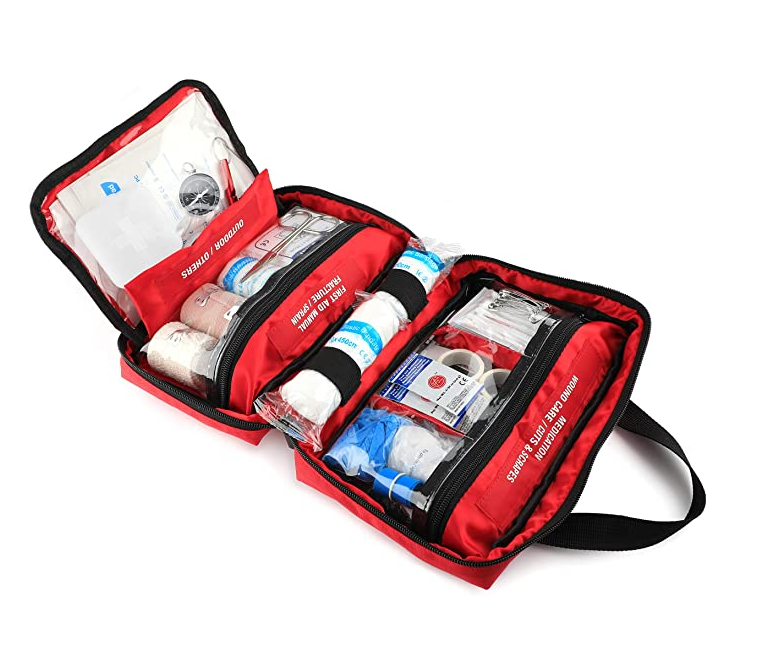Waterproof Custom Home Emergency First Aid Kit Set