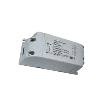 Flicker free 0-10V dimming LED Driver 12W