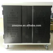 ZMEZME From China manufacturer laptop / tablet charging cart capacity 20 pcs sync