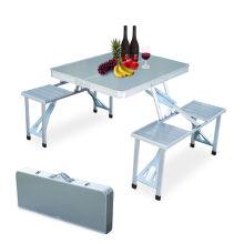 Mesa plegable para picnic