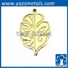 Pendente de ouro em moda 2014 para bolsas ou colar