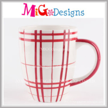 Tasses en porcelaine de conception populaire de petit prix pour le petit déjeuner