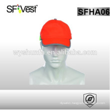 2015 SFVEST Hot high quality reflective safety fedora hat 100% poyester for working