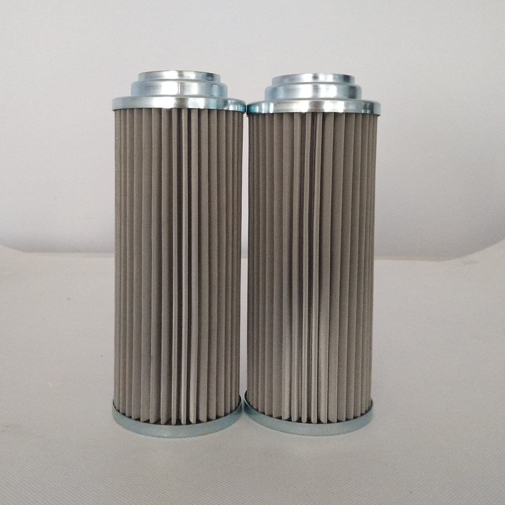 stainless steel mesh oil filter element