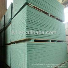 Cor verde placa mdf 1220 2440 mm