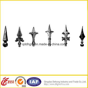 Кованый наконечник копья для ворот и ворот